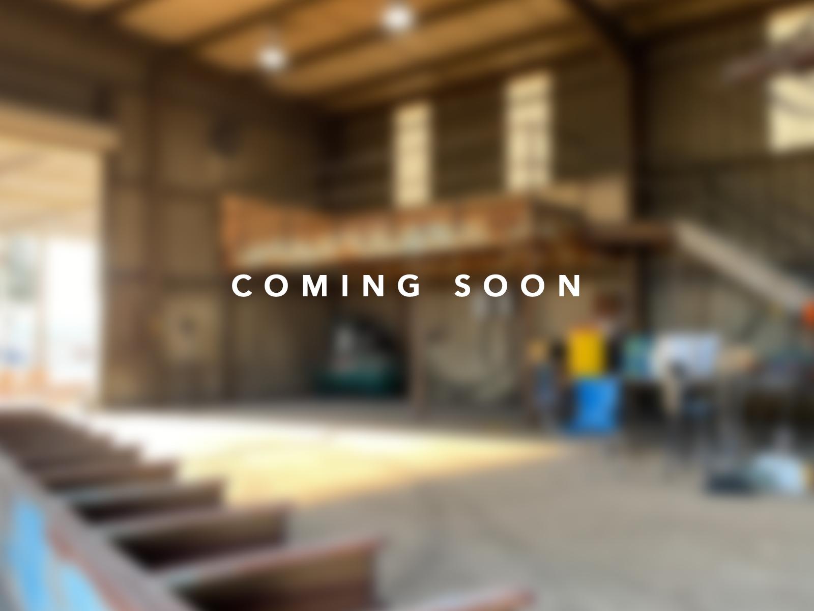 Coming Soon! COMINGSOON